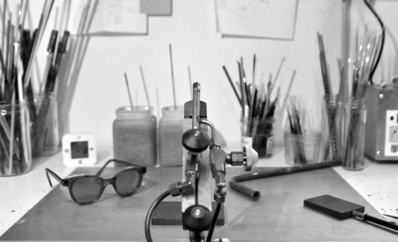 Atelier Neha Crea Atelier de perle de verre au chalumeau