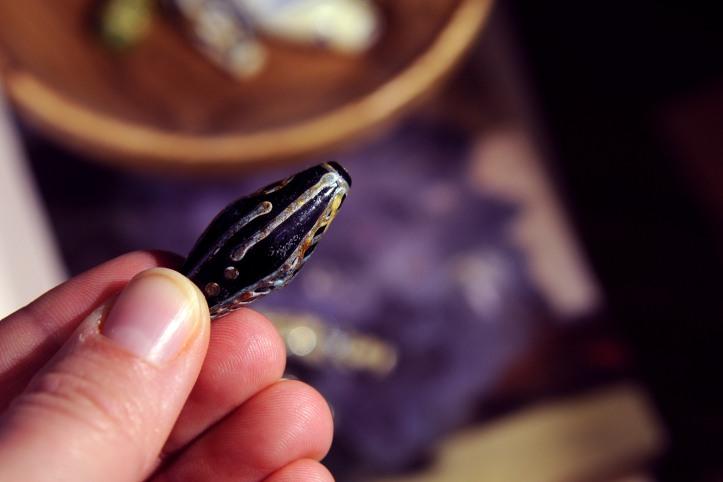Antique glass beads inspiration reproduction de perles de verre anciennes