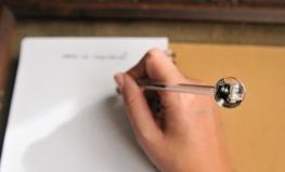 Ecriture carnets correspondance lettre