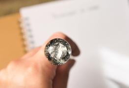 Quand l'art rencontre la science Sic carbure de silicium synthétisation verre