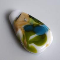Methode Crottaz Test Couleur de verre au Chalumeau Ornela Preciosa Blanco effettre base