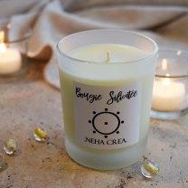 Bougie surprise Neha Crea bougie made in france naturelle soja huiles essentielles